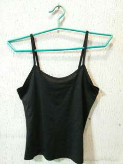 Candie's Black Sleeveless