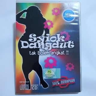 Syiok Dangdut: Tak Boleh Angkat VCD Karaoke
