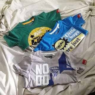 Mossimo shirts bundle 1 yr old