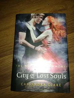 The Mortal Instruments: City Of Lost Souls
