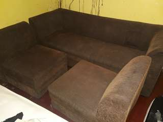 Sofa set 3pcs