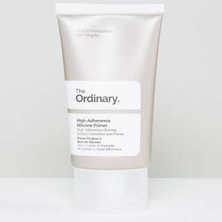 High-Adherence Silicone Primer The Ordinary