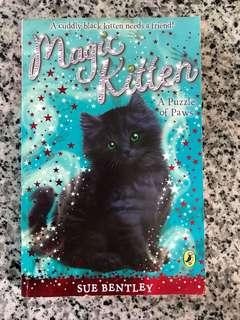 Magic Kitten - A puzzle of Paws (storybook)