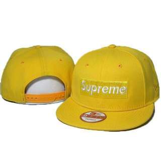Supreme x New Era Snapback (LIMITED STOCK)