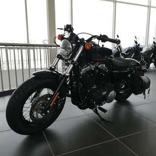 HARLEY-DAVIDSON XL1200X Sportster 48 Japan unreg 2014