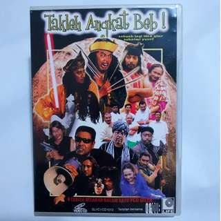 Takleh Angkat Beb! VCD