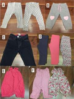 Baby girl Trousers & Legging