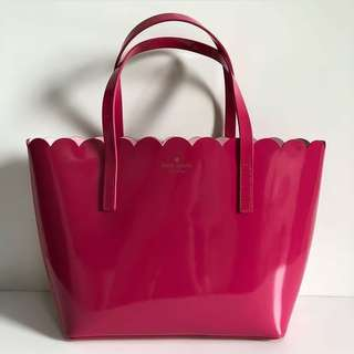KS Small Carrigan Lily Avenue Patent (Pink) Sz 26-40x24x13cm