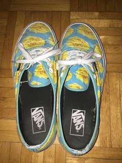 Vans (late night) Blue Atoll/Fries