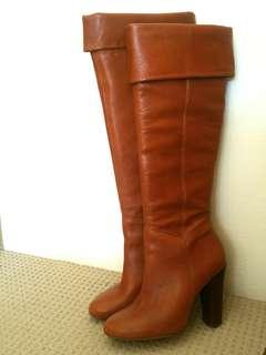 Aldo - genuine leather boots