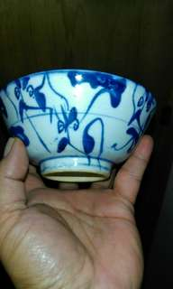 Rice bowl late 19TH centuries