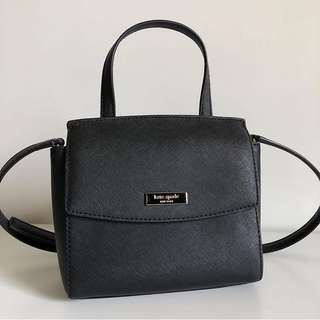 KS Mini Alisanne Laurel Way (Black) sz 18-21x16x8cm