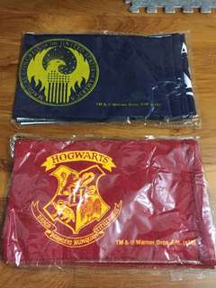 "BNIP! Set of 2 Official Warner Bros ""Fantastic Beasts And Where To find Them"" Japan Premiere Harry Potter Limited Edition Release Scarf"