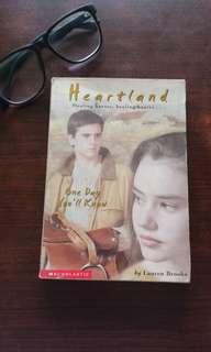 heartland healing horses healing hearts...  By Lauren Brooke