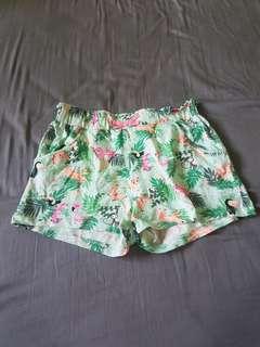 H&M Tropical Shorts (6-8y)