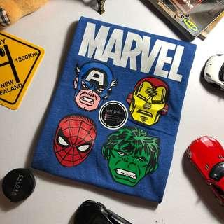 Marvel Superhero [ 1-2yr ]
