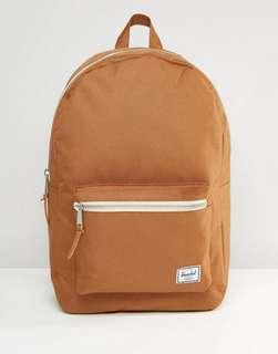 Herschel Backpack ( brown )