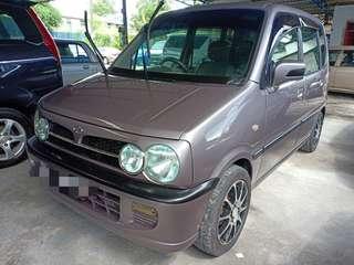 PERODUA KENARI 1.0 (A) THN 2004,CAR KING‼️