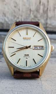 Jam tangan High End King Seiko Special Hi Beat JDM Perfect Condition