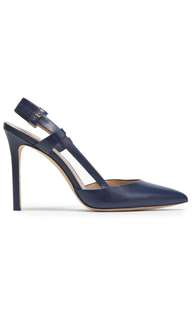 Tory Burch Leather Slingback Pump