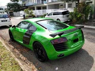 Audi R8 Quatro