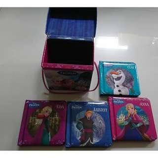 Disney Frozen 4 storybooks