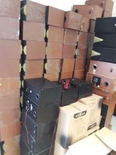Abtus projector active speaker