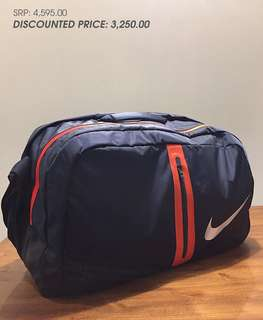 NIKE SPEED DUFFEL