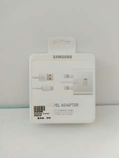 🚚 Samsung Travel Adapter Fast Charge