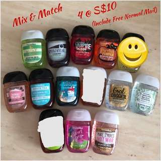SALE - Pocketbac Saniziting Hand Gel - 29ml