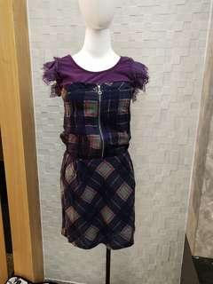紫色套裝(一起售)