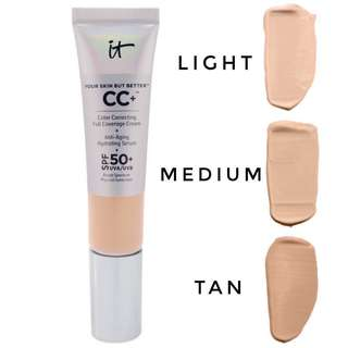 IT Cosmetics CC Cream - Your Skin But Better