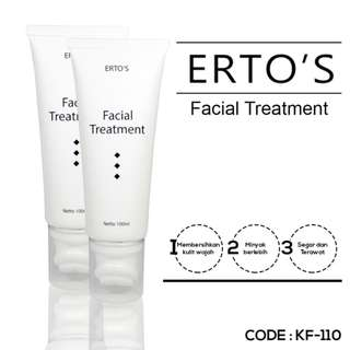 Erto'S Facial Treatment 100 Ml