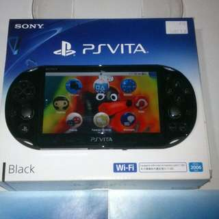 Ps Vita 2k Full Set(NEGO)