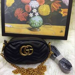 GUCCI 2 WAY BAG (SLING/BELT)