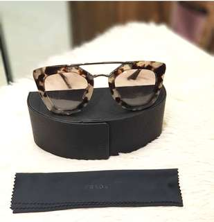 Prada Sun Glasses 49mm ❤️BIG SALE P10k ONLY❤️ Slightly used. Good as bnew With case and wipe cloth Swipe for detailed pics