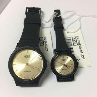 🚚 Bn Casio Couple Watch