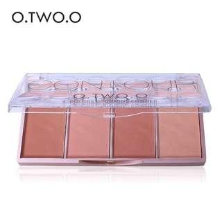 🦋O.TWO.O Brand Face Make Up Waterproof Grooming Powder🦋