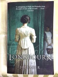 Longbourn by Jo Baker ( A Pride & Prejudice variation )