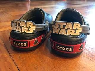 CROCS Starwars