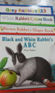 Color book by Alan Baker
