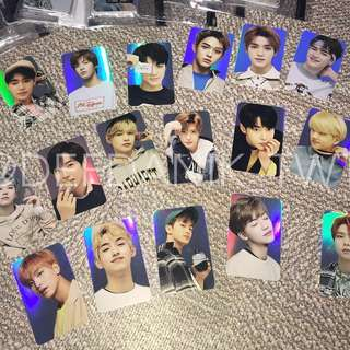 NCT HOLOGRAM PHOTOCARD