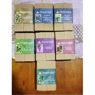 Aromacology Handmade Soaps