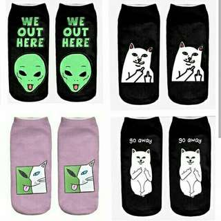 ripndip tumblr socks