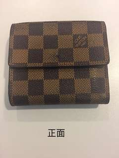 LV Wallet 銀包,100% authentic, 80% new