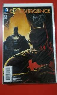 Convergence #2 signed