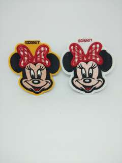 Disney Iron On Patches