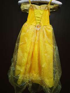 Belle Costume Dress