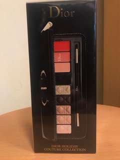Dior Eyes n lip Palette