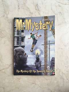Mr Mystery by James Lee